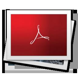 pdf画像のアイコン